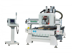 CNC Router ATC with boring unit TR408 H ATC