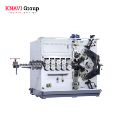 4-axis CNC Spring Coiling Machine KN-(H)0816-4