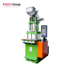 Vertical inkection molding machine TW-100V